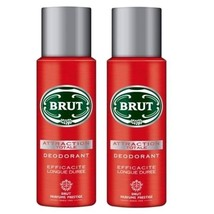 2x BRUT ATTRACTION Deodorant Spray For MEN Effectiveness Long Lasting 6.... - $15.99