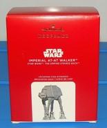 Star Wars Empire Strikes Back IMPERIAL AT-AT WALKER 2020 Hallmark Metal ... - $89.90