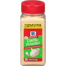 McCormick Classic Garlic Powder, Value Size, 8.75 oz - $2.67