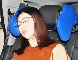 Car Seat Headrest Pad Safe Car Seat Sleep Pillow Cushion Baby Adult Rest #6 - $26.99
