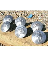 SIX Iron Hammered CROSS Clavos 1 7/8 inch Decorative Nails Door Furnitur... - $44.98