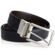 Calvin Klein Men's Reversible Leather Belt 35mm 73879 BBR New W/Defect