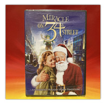 New Sealed! Miracle on 34th Street (DVD, 2006, 2-Disc Set, Special Edition) - $5.10