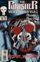 Punisher War Journal, The, Edition# 69 [Comic] [Aug 01, 1994] Marvel - $4.89