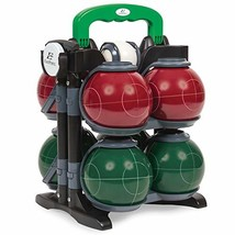 EastPoint Sports Resin Bocce Ball Set - Features Deluxe Carry Case - Inc... - $51.77