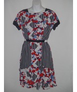 Peter Pilotto for Target Multicolor Floral Dress Size 8 NWT - $13.99