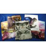 5 Magazines Lot of Game Informer 303 305 307 308 309 Rage 2 Warcraft 3 A... - $12.00