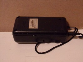 BATTERY OPERATED  9V DOOR/PERSONAL ALARM  UNIT - $19.80