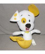 """FISHER PRICE 2012 MATTEL STUFFED PLUSH BUBBLE GUPPIES PUPPY DOG 7"""" TOY - $19.79"""
