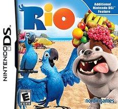 Rio - Nintendo DS [video game] - $3.99