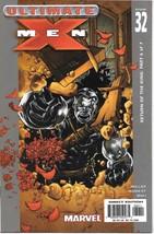 Ultimate X-Men Comic Book #32 Marvel Comics 2003 NEAR MINT NEW UNREAD - $3.99