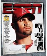 ESPN Magazine February 6, 2012 How to Land the Big One - $2.50