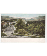 North Woodstock Franconia Notch from Mt View House New Hampshire 1905c p... - $6.44