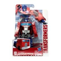 Transformers Authentic Optimus Prime Autobot 4.5 inch Hasbro MIB MIP - $11.65