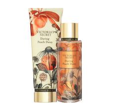 Victoria's Secret Daring Peach Daisy Fragrance Lotion + Mist Duo Set - $39.95