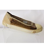 UGG LEATHER COPPER COLOR WOMENS FLATS SIZE US 9/UK7.5 - $31.67