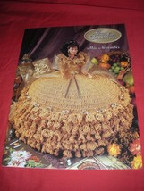 "Annie's Attic 1997 ""Miss November"" Gems Of The South Barbie Crochet Pattern - $3.99"