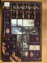 1995 Sandman Preludes & Nocturnes TPB Neil Gaiman Vertigo DC Comics  - $19.59