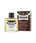 Proraso Sandalwood After Shave Lotion 100ml  - $13.16