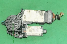 04-10 Volkswagen New Beetle Convertible Window Regulator Motor Front Right RH image 1