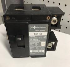 Eaton Cutler Hammer BW Series (BW2200) 2 pole 200 amp   - $70.13