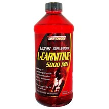 Earths Creation Liquid L-Carnitine 5000MG & Vitamin B5 - Maximum Endurance - $29.65
