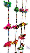 Decorative Ornament Hanging 15 Bird String Tota Traditional Hanging Laye... - $25.13