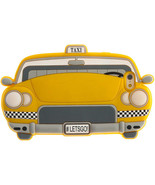 Yellow Taxi Cab iPhone 6 6s cover Silicone Light Up uber lyft driver gift - $14.95
