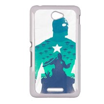 Avengers, Captain America Sony M4 case Customized premium plastic phone ... - $11.87