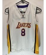 Vintage LA Lakers Kobe Bryant Basketball Jersey Kids Size 26 Boys Unisex... - $18.70