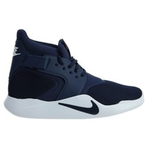 Nike Mens Incursion Mid Top Navy Blue White Athletic Shoes 917541-400 Size 11 - $71.95
