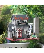 ROUTE 66 BIKER BAR BIRDHOUSE - $29.95