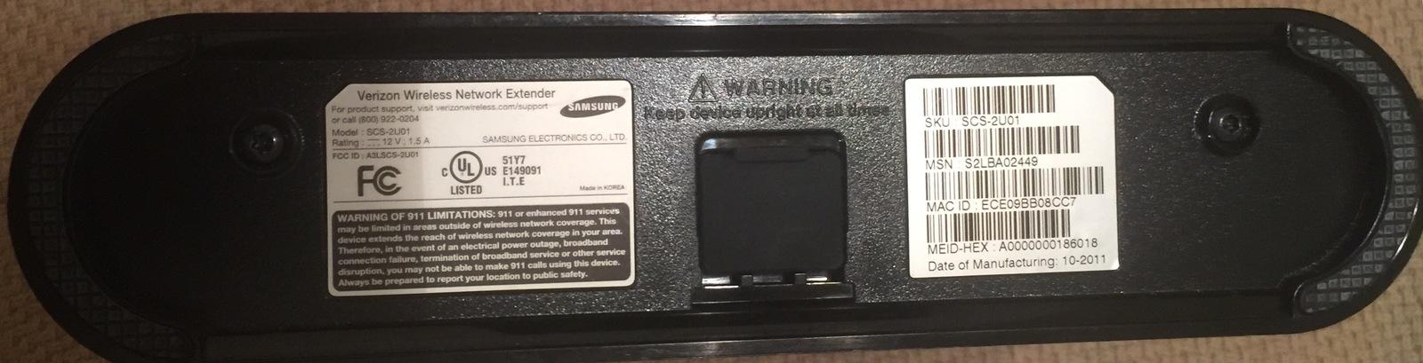 Samsung SCS-2U01 3G Verizon Wireless Network and 50 similar