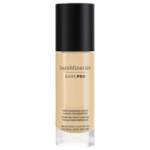 Bareminerals BarePro Performance Wear Liquid Foundation Cashmere 06 30 ml  - $27.34