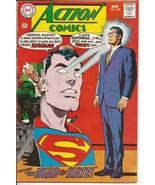 DC Action Comics #362 Superman Clark Kent The Head Of Hate Metropolis Su... - $9.95