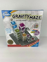 ThinkFun Gravity Maze Boardgame Falling Marble Run Logic Game and STEM Toy - $59.39
