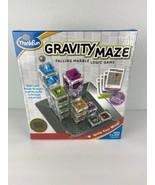 ThinkFun Gravity Maze Boardgame Falling Marble Run Logic Game and STEM Toy - $59.39