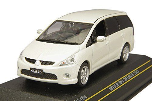 [First43 1/43] Mitsubishi Grandis 2003 White F43-094
