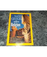 National Geographic Magazine June 2011 Birth of Religion - $2.99