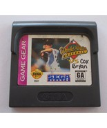 World Series Baseball '95 (Sega Game Gear, 1994) - $3.95