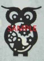 STEAMPUNK COG OWL CROSS STITCH CHART - $8.00
