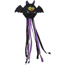 OUTOUR Halloween Bat Devil Demon Fabric Windsock Wind Sock Hanging Decor... - $24.43