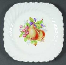 Johnson Brothers Vintage Stoneware Plates, Square Fruit Dishes, England - $89.99