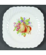 Johnson Brothers Vintage Stoneware Plates, Square Fruit Dishes, England - $89.99