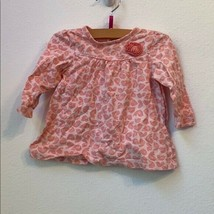 Baby Carter's Pink Floral Top Size 9M - $19.79