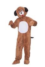 PLUSH MR. PUPPY MASCOT ADULT HALLOWEEN COSTUME ADULT SIZE STANDARD - NEW! - £58.04 GBP