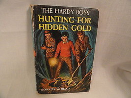 Hardy Boys  Adventure Series Book Number 5 Hunt... - $3.99