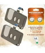 2 For Craftsman 3 button Garage Door remote opener 139.53879 HBW1136 - $19.36