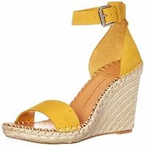 Dolce Vita Women's Noor Wedge Sandal, Honey Nubuck, 9 M US - $54.67