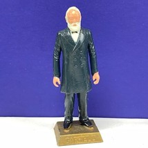 Marx President America toy action figure 1960s vintage James Garfield 20... - $14.80